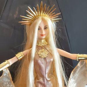 Authentic Barbie Celestial Morning Sun Princess